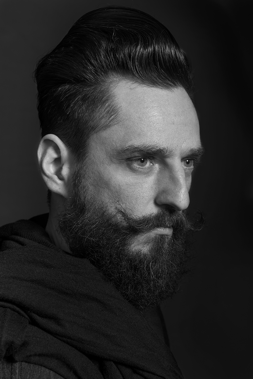 Men - Coiffure Award - Cut by Arjen Huffels
